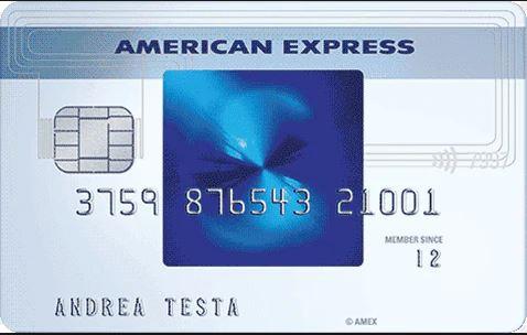 Carta Blu Amex